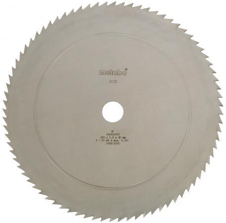 Пильный диск MetaboCV 315х1.8х30мм Z=80NV TKHS315 628101000 купить шины 315 80 22 5