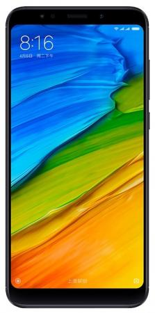 Смартфон Xiaomi Redmi 5 Plus черный 5.99 32 Гб LTE Wi-Fi GPS 3G смартфон xiaomi redmi 4a серый 5 16 гб lte wi fi gps 3g
