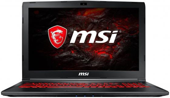 Ноутбук MSI GL62MVR 7RFX-1256RU 15.6 1920x1080 Intel Core i7-7700HQ 1 Tb 128 Gb 8Gb nVidia GeForce GTX 1060 3072 Мб черный Windows 10 Home (9S7-16JBE2-1256) ноутбук msi we72 7rj 1067ru 17 3 1920x1080 intel core i7 7700hq 9s7 179577 1067