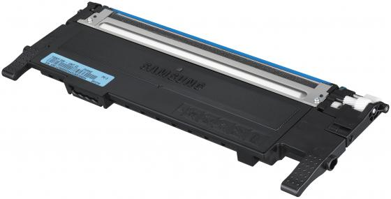 Картридж Samsung ST998A CLT-C407S для Samsung CLP-320/325/CLX-3185 голубой 1000стр картридж hp su388a clt p407c для clp 320 325 320n цветной
