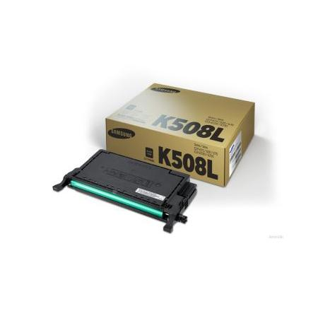 Картридж Samsung SU191A CLT-K508L для Samsung CLP-620/670/CLX-6220 черный 5000стр toner powder and chip for samsung 506 clt 506 for clp 680 clx6260fw clx 6260nd clx 6260nr laser printer hot sale