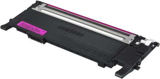 Картридж Samsung SU266A CLT-M407S для Samsung CLP-320/325/CLX-3185 пурпурный 1000стр картридж hp su388a clt p407c для clp 320 325 320n цветной