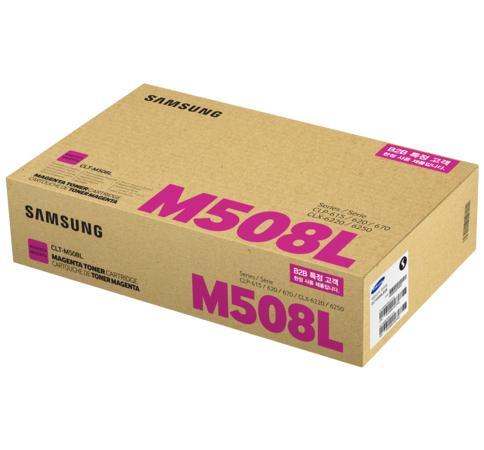 Картридж Samsung SU325A CLT-M508L для Samsung CLP-620/670/CLX-6220 пурпурный 4000стр цена