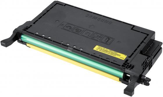 Картридж Samsung SU535A CLT-Y508L для  CLP-620/670/CLX-6220 желтый 4000стр