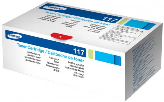 Картридж Samsung SU853A MLT-D117S для Samsung SCX-4650N/4655FN черный 2500стр