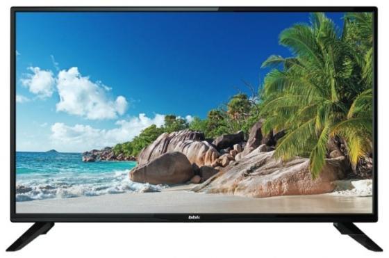Телевизор LED 39 BBK 39LEM-1045/T2C черный 1366x768 50 Гц VGA USB телевизор led 39 bbk 39lem 1033 ts2c черный 1366x768 usb vga