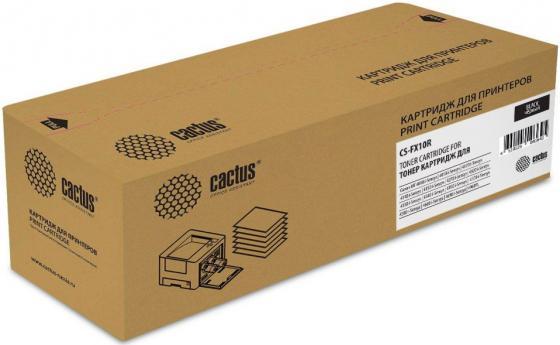 Картридж Cactus CS-FX10R для Canon MF 4000/4100/ 4200/4600Series/FAX-L95/100 черный 2000стр