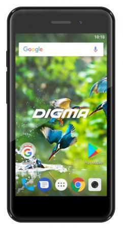 Купить Смартфон Digma LINX A453 3G черный 4.5 8 Гб Wi-Fi GPS 3G