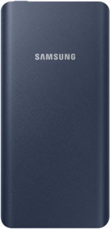 Внешний аккумулятор Power Bank 5000 мАч Samsung EB-P3020C синий 2600mah power bank usb блок батарей 2 0 порты usb литий полимерный аккумулятор внешний аккумулятор для смартфонов светло зеленый