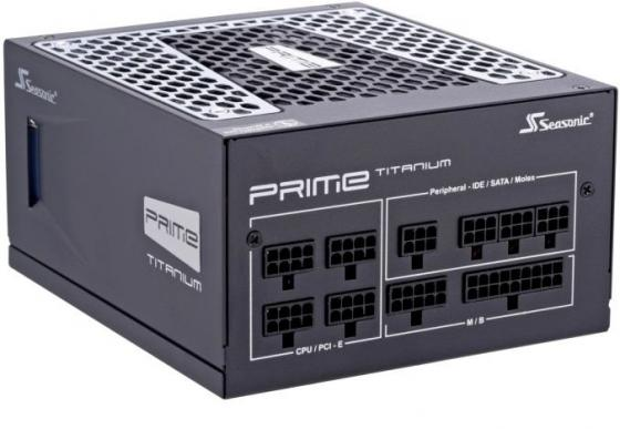 Блок питания ATX 650 Вт Seasonic Prime Ultra Titanium SSR-650TR блок питания atx 650 вт seasonic prime ultra gold ssr 650gd2