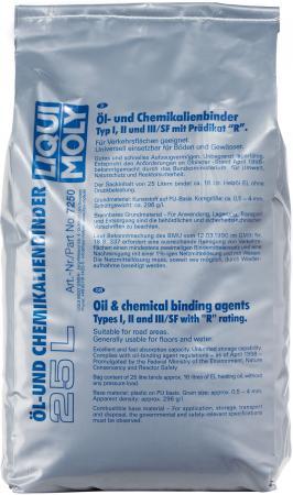 Сорбент для сбора нефтепродуктов LiquiMoly Oilbinder 7250