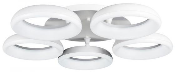 Потолочная светодиодная люстра с пультом ДУ Citilux Паркер CL225151R потолочная светодиодная люстра citilux паркер cl225191r