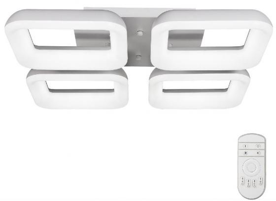 Потолочная светодиодная люстра с пультом ДУ Citilux Паркер CL225241R потолочная светодиодная люстра citilux паркер cl225191r