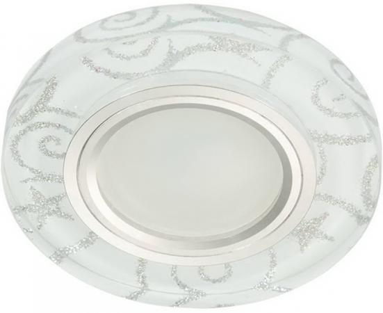 Встраиваемый светильник Fametto Luciole DLS-L202-2001 встраиваемый светильник fametto luciole dls l106 2001