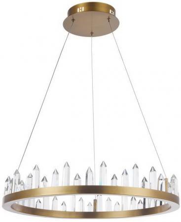 Подвесной светодиодный светильник Maytoni Gletscher H186-PL-01-46W-BS