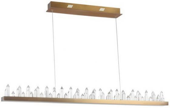 Подвесной светодиодный светильник Maytoni Gletscher H186-PL-01-53W-BS
