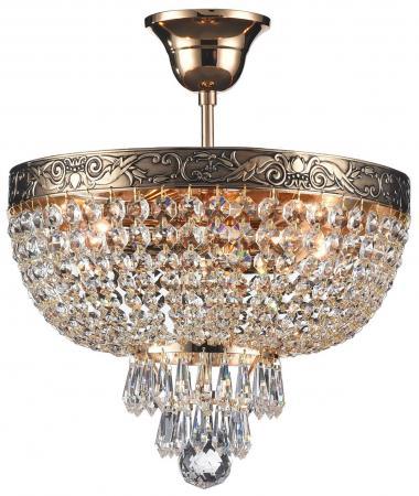 Потолочный светильник Maytoni Palace DIA890-CL-04-G потолочный светильник maytoni lamar h301 04 g