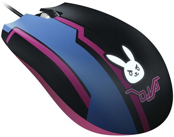 все цены на Мышь проводная Razer Abyssus Elite D.Va Edition чёрный USB RZ01-02160200-R3M1