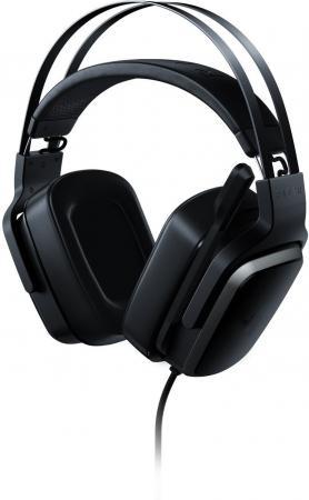 Игровая гарнитура проводная Razer Tiamat 7.1 V2 черный RZ04-02070100-R3M1 игровая гарнитура razer electra v2 usb