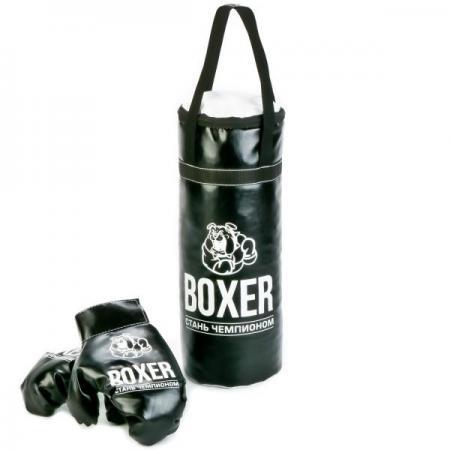Боксерский набор №2, Н-400мм, в ассорт, в подарочной упаковке
