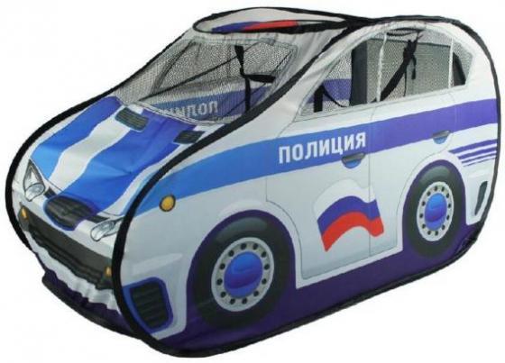 Игровая палатка Наша Игрушка Полицейская машина M6848 инерционная игрушка clementoni полицейская машина