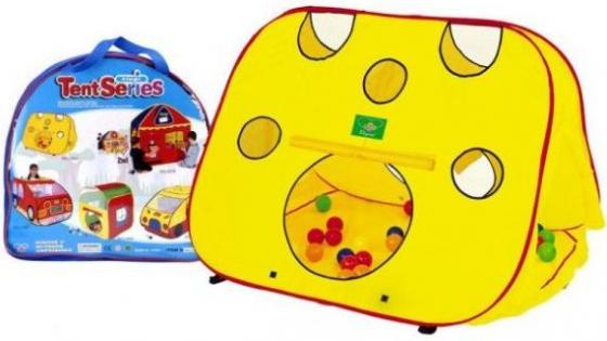 Игровая палатка Наша Игрушка Сырок 100160934 палатка игровая наша игрушка ферма 123х110 см туннель 118х47 см в чехле