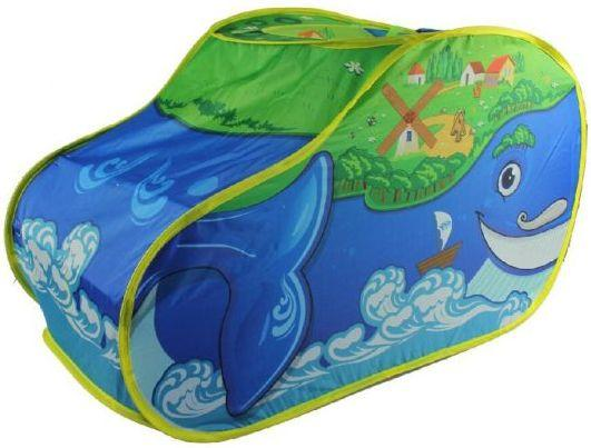 Фото - Игровая палатка Наша Игрушка Чудо Кит M7117 игрушка пазл woody чудо юдо рыба кит