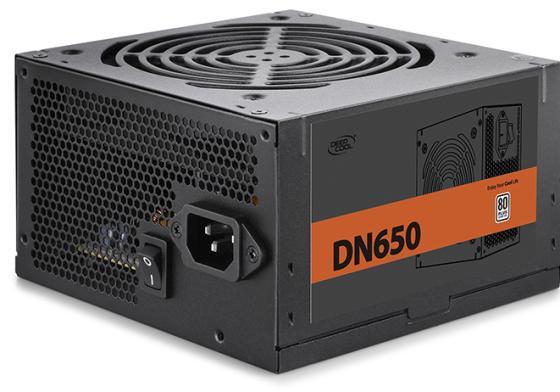 Фото - Блок питания ATX 650 Вт Deepcool Nova DN650 блок питания atx deepcool de380 380w