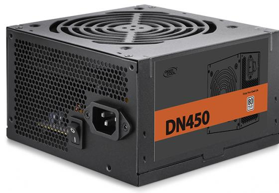 Фото - Блок питания ATX 450 Вт Deepcool Nova DN450 DP-230EU-DN450 блок питания atx deepcool de380 380w