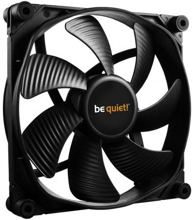 Вентилятор be quiet! SilentWings 3 140x140x25мм 3pin 1600rpm BL069 вентилятор be quiet silentwings 3 140x140x25мм 4pin 1600rpm bl071