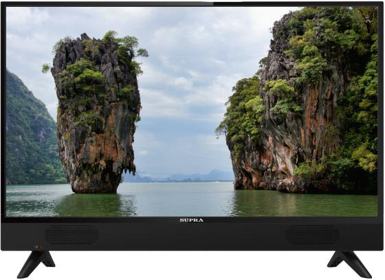 Телевизор 32 Supra STV-LC32LT0070W черный 1366x768 50 Гц USB VGA supra lc 03