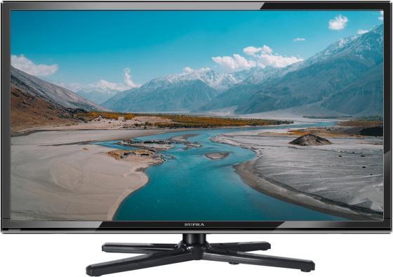 Телевизор LED 22 Supra STV-LC22LT0030F черный 1920x1080 50 Гц USB HDMI VGA S/PDIF led телевизор supra stv lc24lt0010w