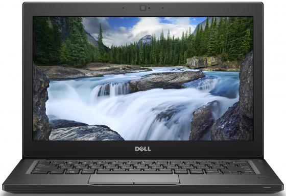 Ноутбук DELL Latitude 7290 12.5 1366x768 Intel Core i5-8250U 256 Gb 8Gb Intel UHD Graphics 620 черный Linux 7290-1603 ноутбук dell ins15r 2528 15r 5521 i5 3337 14r 5421 14r 5437