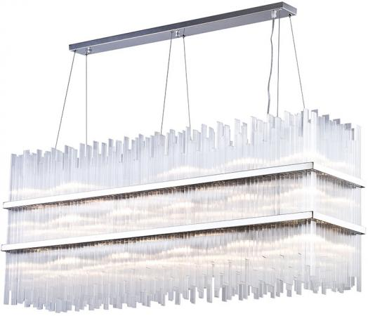 Подвесной светильник Lucia Tucci Rumba 1074.36 Chrome