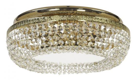 Потолочный светильник Lucia Tucci Cristallo 758.6 Gold
