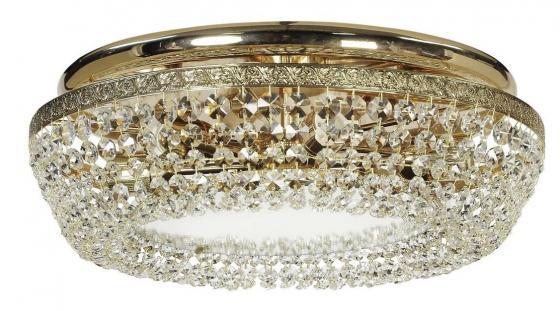 Потолочный светильник Lucia Tucci Cristallo 759.8.5 Gold