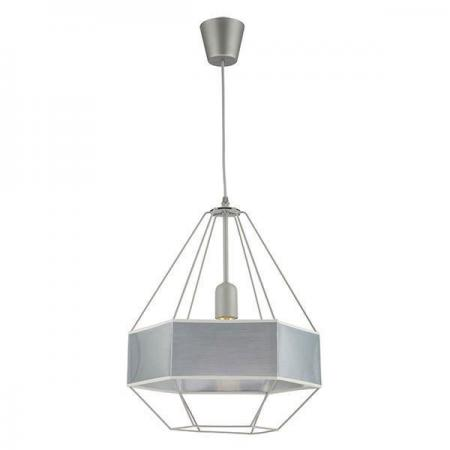 Подвесной светильник TK Lighting 1528 Cristal Grey 1