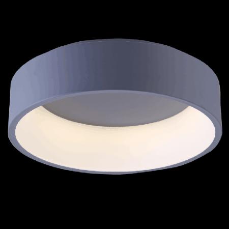 Потолочный светодиодный светильник Omnilux Ortueri OML-48517-72 потолочный светодиодный светильник omnilux oml 48517 96