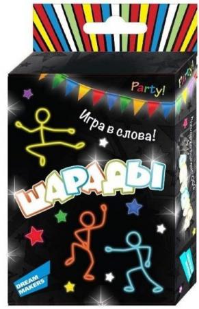 Настольная игра карточная Dream makers Шарады 1614H
