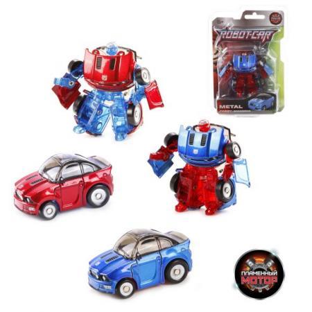 Машина-трансформер Пламенный мотор Робот-Машина Космобот 870293 машина трансформер пламенный мотор робот машина космобот 870288