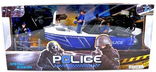 Игровой набор Наша Игрушка Полицейский F110-33 игрушка