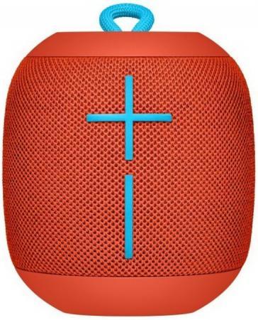 все цены на Портативная акустика Logitech Ultimate Ears Wonderboom красный 984-000853
