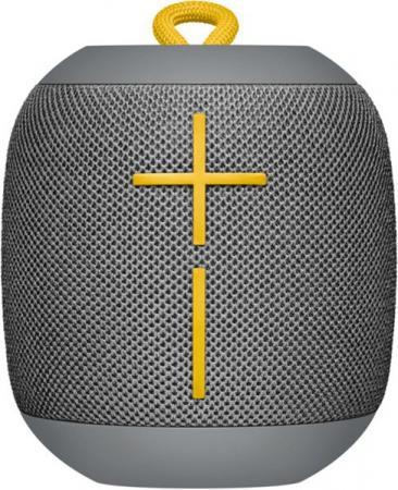 Портативная акустика Logitech Ultimate Ears Wonderboom серый 984-000856 цена