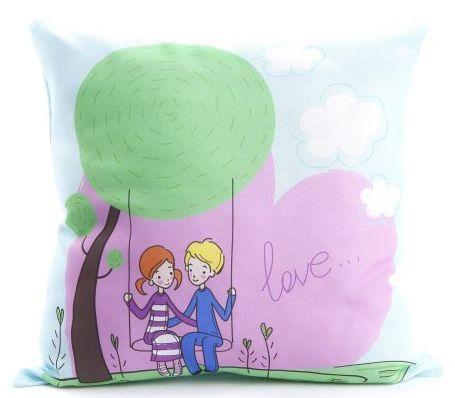 Антистрессовая подушка Романтика декоративные подушки оранжевый кот подушка интерьерная упаковка