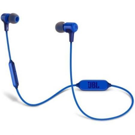 Наушники JBL T110BT синий JBLT110BTBLU наушники jbl t450bt blue
