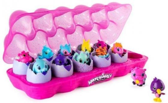 Игрушка Hatchimals коллекционные фигурки 12 штук в наборе hatchimals фигурки коллекционные цвет синий 12 шт