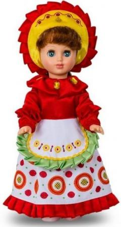 Кукла Алла Весна Дымковская барыня весна кукла алла цвет одежды белый оранжевый