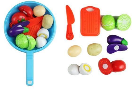 Сковорода Наша Игрушка Готовим обед M7073-2 игрушка