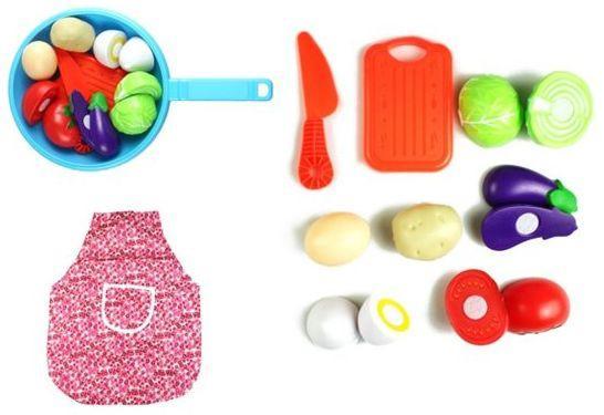 Набор продуктов Наша Игрушка Все для обеда M7073-3 игрушка