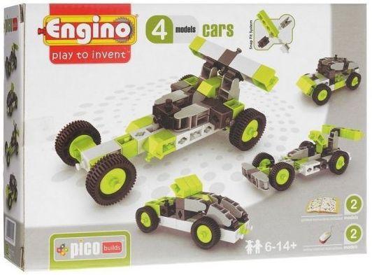 Конструктор Автомобили 4 модели цена